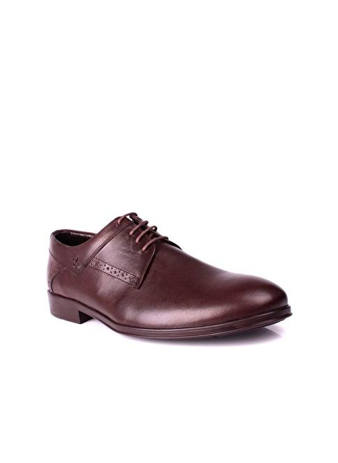 Kalahari %100 Deri Klasik Ayakkabı Kahve